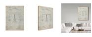 "Trademark Global Cole Borders 'Scale' Canvas Art - 47"" x 35"" x 2"""