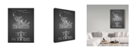 "Trademark Innovations Cole Borders 'Dentist Chair' Canvas Art - 32"" x 24"" x 2"""