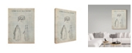 "Trademark Global Cole Borders 'Star Wars Imperial Guard' Canvas Art - 19"" x 14"" x 2"""