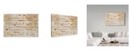 "Trademark Global Cora Niele 'Happy Fall' Canvas Art - 24"" x 16"" x 2"""