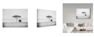 "Trademark Global Jaco Marx 'Umbrella Thorn' Canvas Art - 24"" x 18"" x 2"""