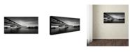 """Trademark Global Dave MacVicar 'Centreville' Canvas Art - 24"""" x 12"""" x 2"""""""