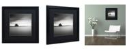 """Trademark Global Dave MacVicar 'Erieau 2' Matted Framed Art - 16"""" x 16"""" x 0.5"""""""