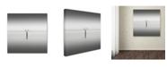 "Trademark Global Dave MacVicar 'Isolation' Canvas Art - 35"" x 35"" x 2"""
