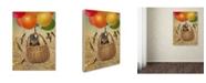 "Trademark Global J Hovenstine Studios 'Mice Series #2.5' Canvas Art - 24"" x 18"" x 2"""