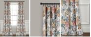 "Lush Decor Sydney Room Darkening Window Curtain Panel Set, 52""x84"""