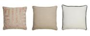 "Jaipur Living Nikki Chu By Ordella Geometric Poly Throw Pillow 22"""