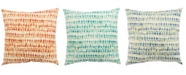 Jaipur Living Perron Fresco Abstract Indoor/ Outdoor Throw Pillow Collection