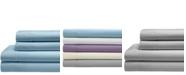 Elite Home Cotton Tencel California King Sheet Set