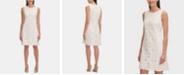 Tommy Hilfiger Burnout Lace A-Line Dress