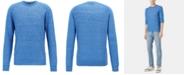 Hugo Boss BOSS Men's Knit Linen Sweater
