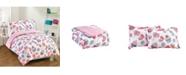 Gizmo Kids Sweet Treats 3-Piece Comforter Set, Full