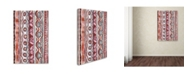 "Trademark Global Miguel Balbas 'Summer VI' Canvas Art - 47"" x 30"" x 2"""