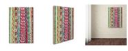 """Trademark Global Miguel Balbas 'Summer VIII' Canvas Art - 24"""" x 16"""" x 2"""""""