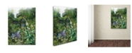 "Trademark Global Susan Rios 'Morning Mist' Canvas Art - 32"" x 24"" x 2"""