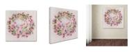 "Trademark Global Yachal Design 'Loved' Canvas Art - 18"" x 18"" x 2"""