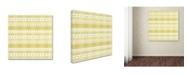 "Trademark Global Jean Plout 'Alpine Christmas 4' Canvas Art - 18"" x 18"" x 2"""