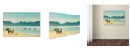 """Trademark Global Robert Harding Picture Library 'Surfing 2' Canvas Art - 32"""" x 22"""" x 2"""""""