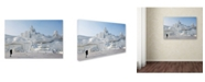 """Trademark Global Robert Harding Picture Library 'Large Castle' Canvas Art - 24"""" x 16"""" x 2"""""""