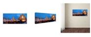 "Trademark Global Robert Harding Picture Library 'Festival' Canvas Art - 10"" x 24"" x 2"""