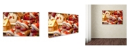 """Trademark Global Robert Harding Picture Library 'Statues 106' Canvas Art - 32"""" x 22"""" x 2"""""""