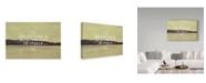 "Trademark Global Vintage Skies 'Worthwhile' Canvas Art - 47"" x 30"" x 2"""