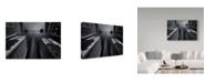 """Trademark Global Jeroen Van De 'Enlighten Me' Canvas Art - 32"""" x 2"""" x 22"""""""