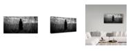 "Trademark Global Mikhail Potapov 'Who Am I' Canvas Art - 47"" x 2"" x 24"""