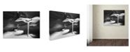 "Trademark Global Moises Levy 'Time 2' Canvas Art - 16"" x 24"" x 2"""