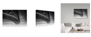 """Trademark Innovations Ole Moberg Steffensen 'Theodor Heuss' Canvas Art - 32"""" x 22"""" x 2"""""""