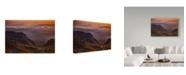 """Trademark Global Szabo Zsolt Andras 'Vantage Point' Canvas Art - 19"""" x 12"""" x 2"""""""