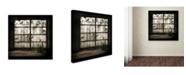 "Trademark Global Vito Guarino 'Still-Life With Glass Bottle' Canvas Art - 35"" x 35"" x 2"""