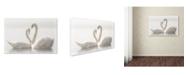 "Trademark Global Monika Schwager 'Forever' Canvas Art - 47"" x 30"" x 2"""