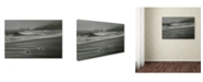 "Trademark Global Izidor Gasperlin 'Traces In Time' Canvas Art - 19"" x 12"" x 2"""