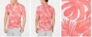 Michael Kors Men's Palm Graphic Mesh T-Shirt