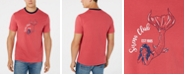 Club Room Men's Sirena Club Graphic T-Shirt, Created for Macy's