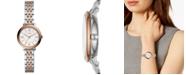 Fossil Women's Stainless Steel Bracelet Watch 26mm