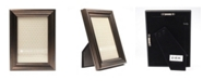 """Lawrence Frames Classic Detailed Oil Rubbed Bronze Picture Frame - 4"""" x 6"""""""
