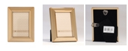 "Lawrence Frames Gold Metal Picture Frame - Classic Bevel - 2"" x 3"""