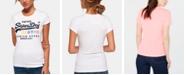 Superdry Cotton Premium Goods Graphic T-Shirt