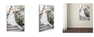 "Trademark Global The Macneil Studio 'Bridal Staircase' Canvas Art - 12"" x 19"""