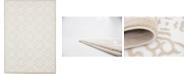 "Bridgeport Home Marshall Mar5 Snow White 8' x 11' 6"" Area Rug"