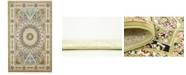 Bridgeport Home Zara Zar9 Green 5' x 8' Area Rug