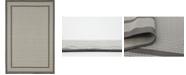 Bridgeport Home Pashio Pas5 Gray 4' x 6' Area Rug