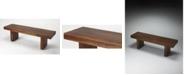 Butler Specialty Butler Hewett Solid Wood Bench
