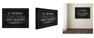 "Trademark Global Stephanie Marrott 'If Momma' Canvas Art - 18"" x 24"""