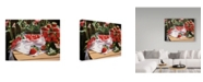 "Trademark Global Ron Parker 'Strawberries' Canvas Art - 18"" x 24"""
