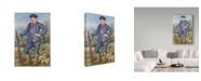 "Trademark Global Pierre Auguste Renoir 'Jean As A Huntsman' Canvas Art - 19"" x 12"""