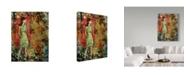 "Trademark Global Janelle Nichol 'Wonderful Life' Canvas Art - 24"" x 32"""