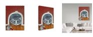"Trademark Global Jan Panico 'Peace Offering' Canvas Art - 14"" x 19"""